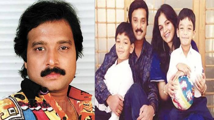 Gautham Karthik Family Photo1