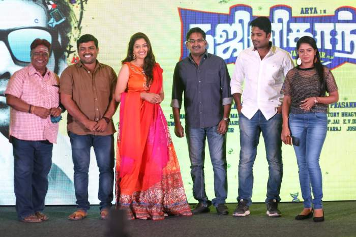 Ghajinikanth Tamil Movie Audio Launch