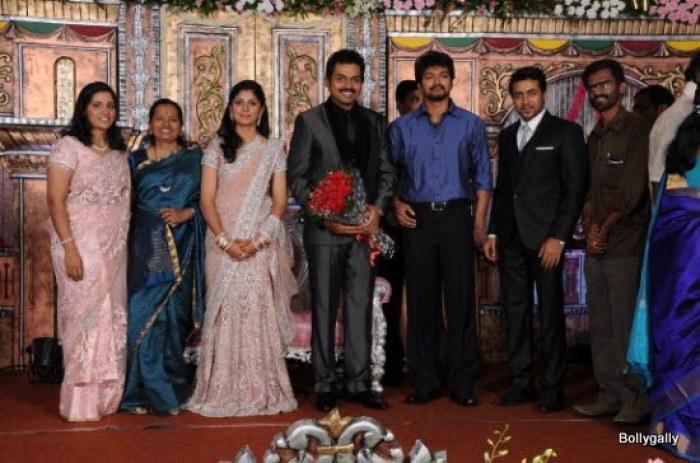 Karthi Wife Ranjini Images