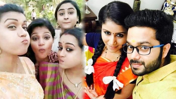 Raja Rani Serial Cast & Crew | Vijay TV