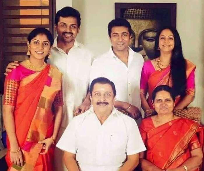 Ranjini Wife Karthi Family Images
