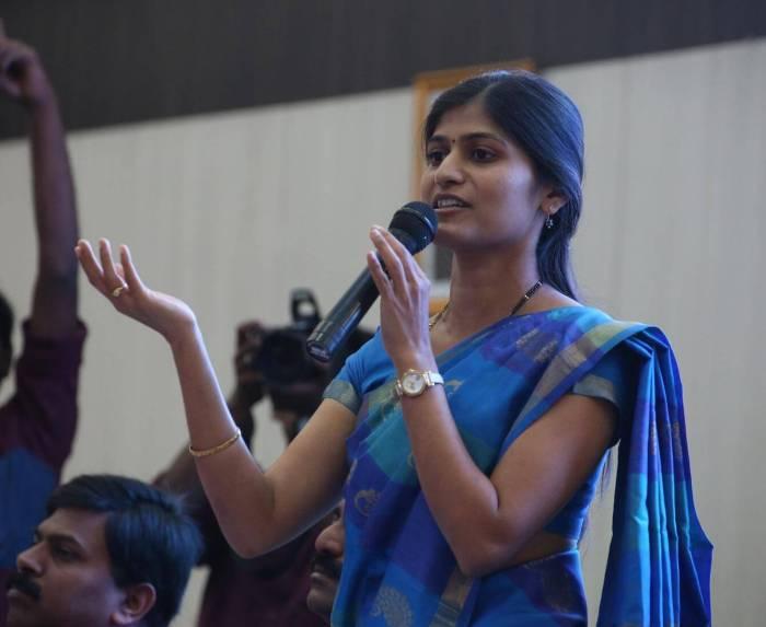 Salem Collector Rohini wiki