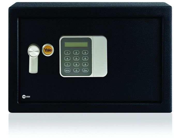Yale Electronic Safe Lockers For Home and Office