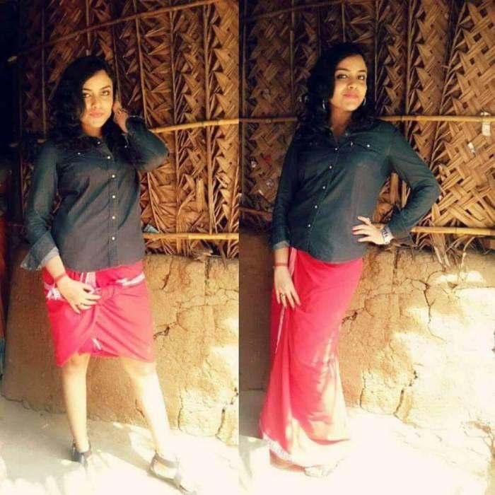 Seethalakshmi Hariharan (Enga Veetu Mapillai)