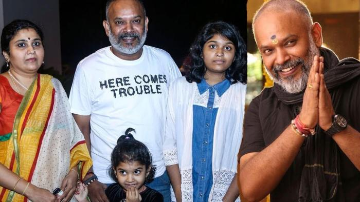 Venkat Prabhu Family Photos | Venkat Prabhu Daughter