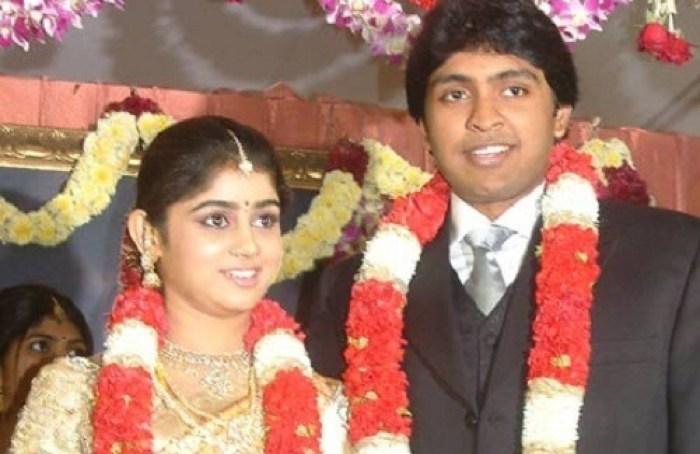 Vikram prabhu Wife Lakshmi Ujjaini Wiki