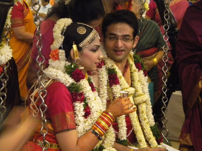 Bhavna Balakrishnan Marriage