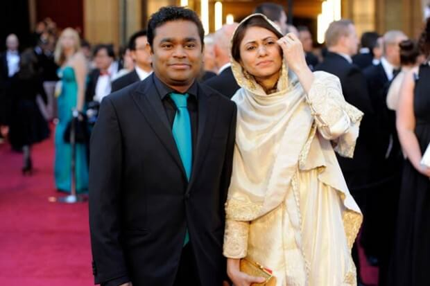 Image result for a r rahman marriage photos