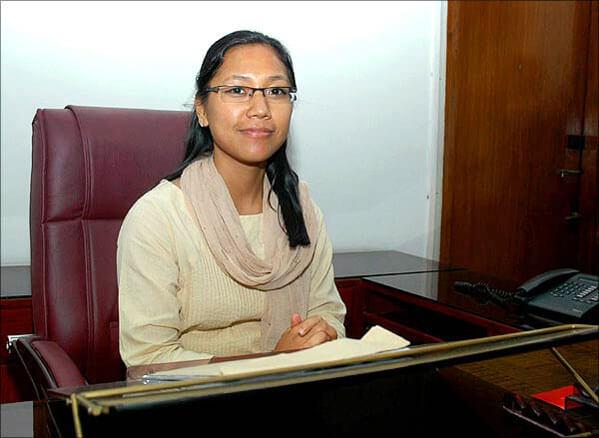 Agatha Sangma wiki
