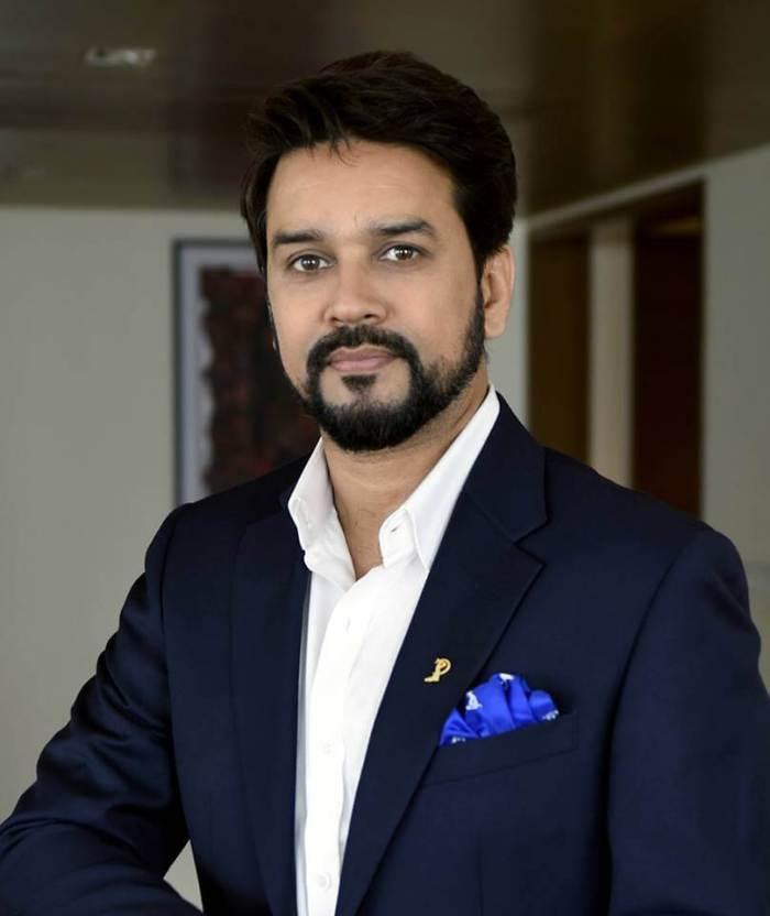Anurag Thakur wiki