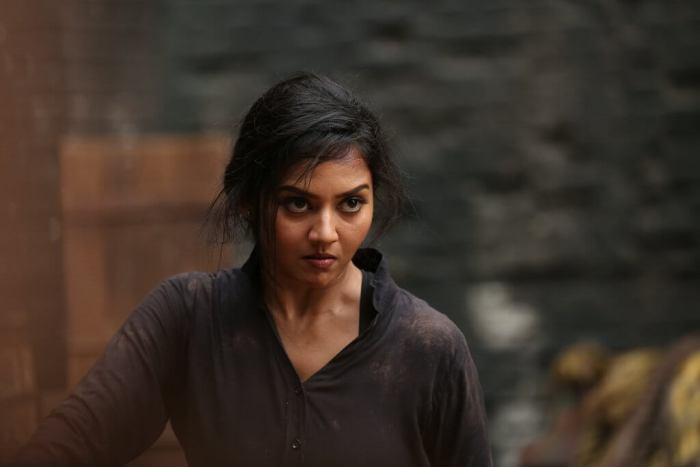 Iravukku Aayiram Kangal Movie Images