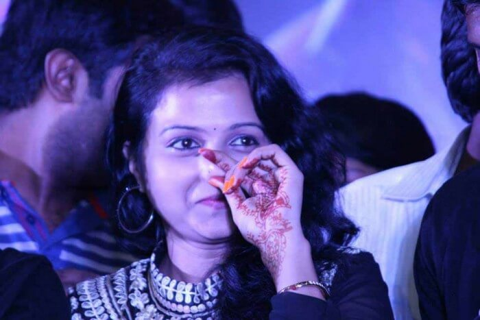 Krithika Laddu (Actress)
