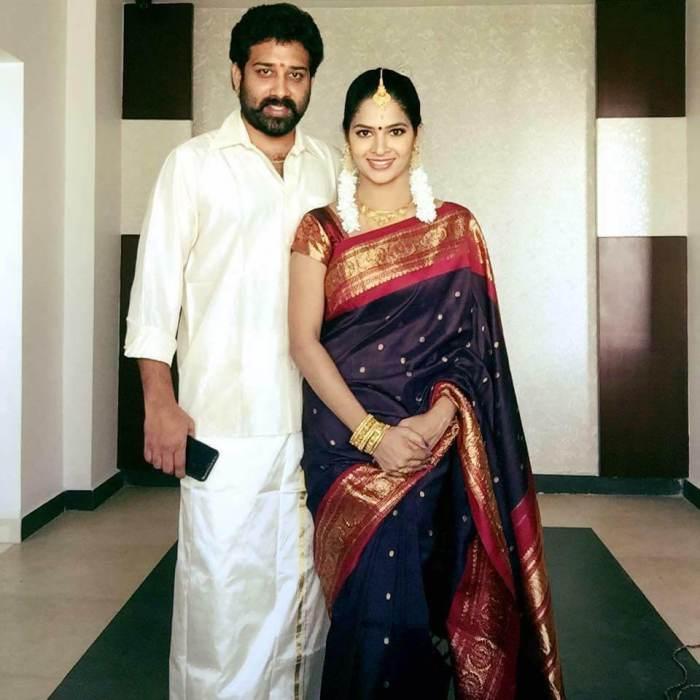 Siva Balaji Wife Madhumitha Wiki, Biography, Age, Movies -7458