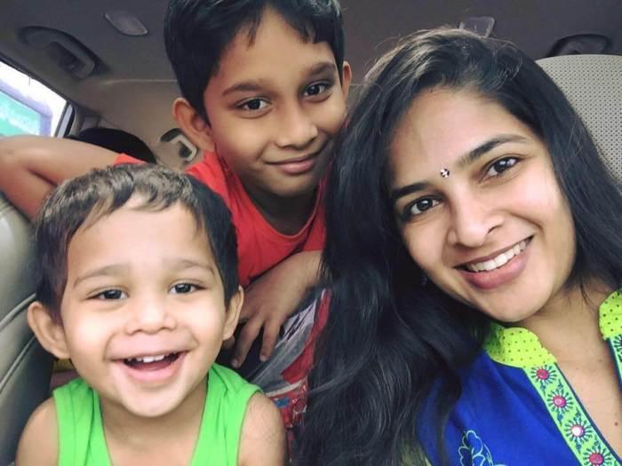 Siva Balaji WifeMadhumitha wiki