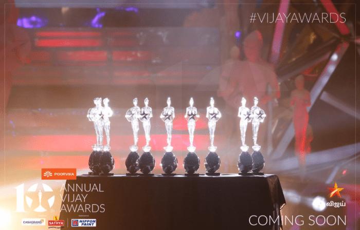 10th Annual Vijay Awards