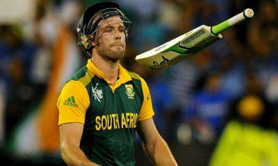 AB de Villiers retires from International Cricket