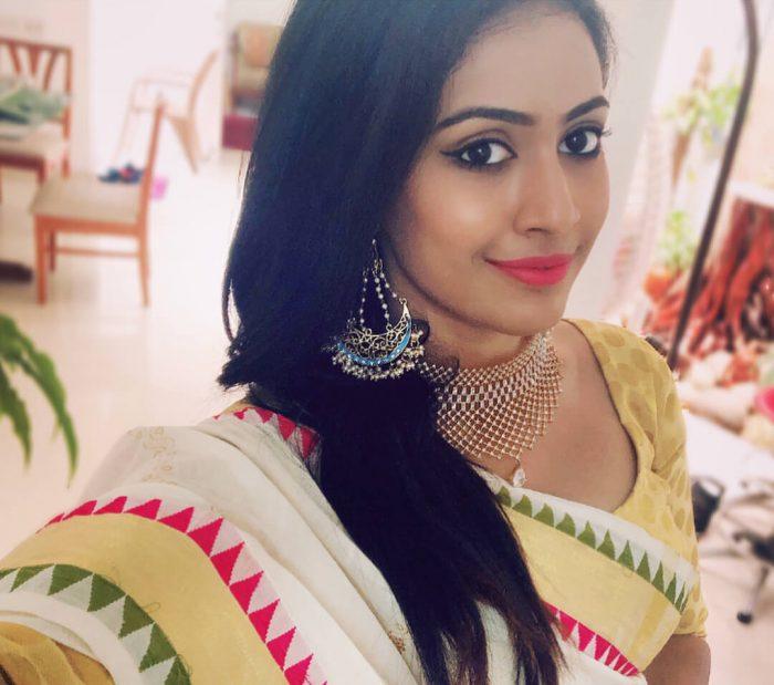 Aparna Vinod Wiki