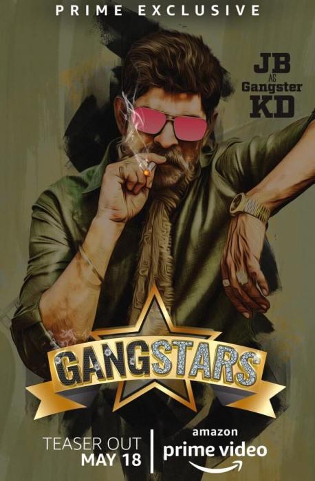 Gangstars Web Series First Look Posters