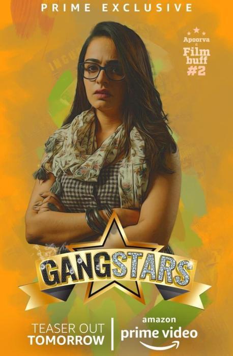 Gangstars First Look Posters