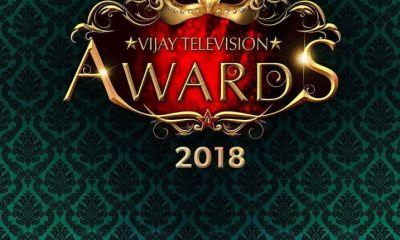 Vijay Television Awards 2018