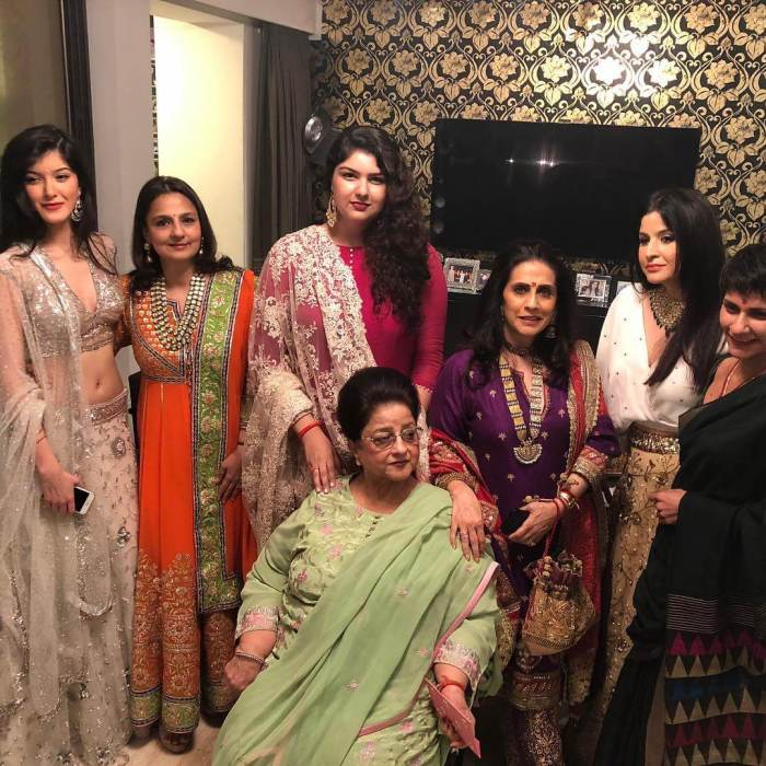 Sunita Kapoor (Anil Kapoor Wife) Wiki