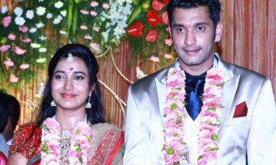 Tamilarasu Keerthana (Arulnithi Wife) images