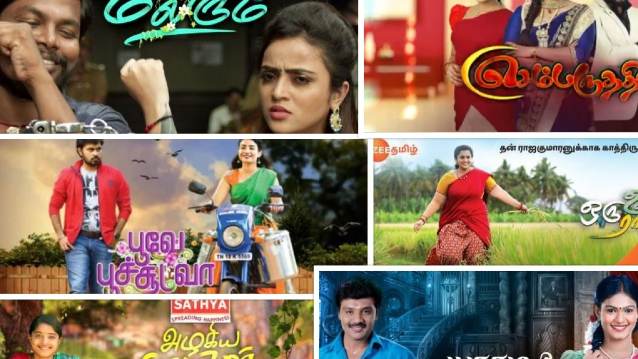 Zee Tamil Serials List   Timings   Promos   Episodes   Cast