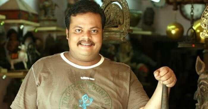Anoop Chandran Bigg Boss Malayalam Vote