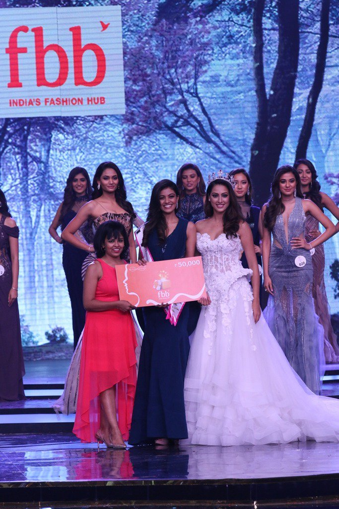 Anukreethy Vas Images | Femina Miss India 2018 Winner