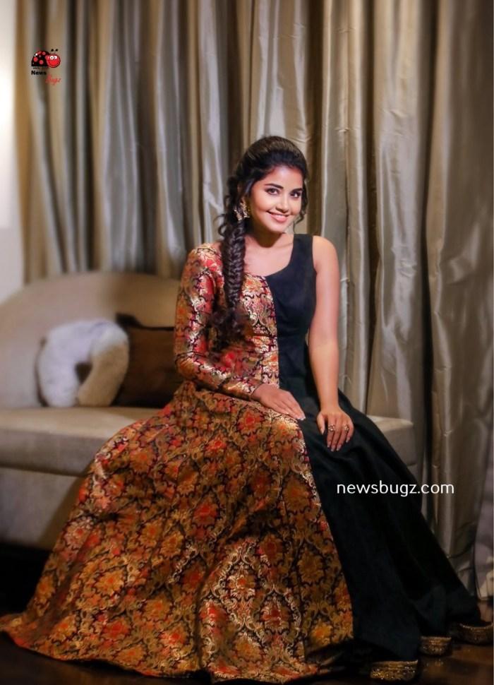 Anupama Parameswaran Latest Images