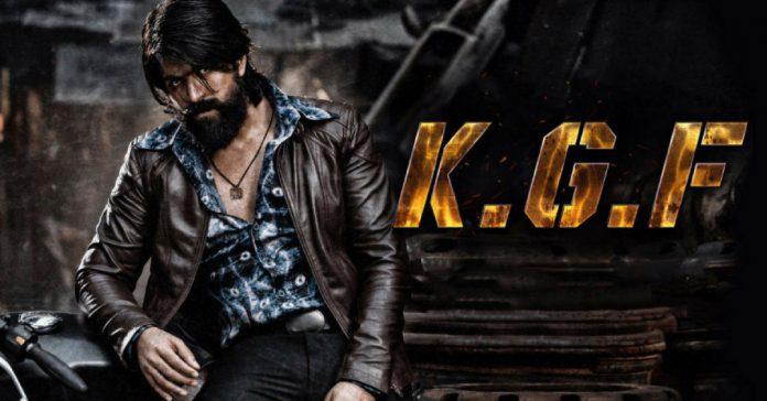 KGF Kannada Movie 2018