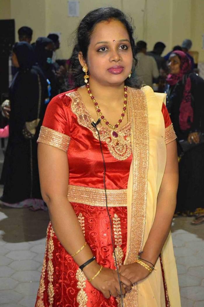 Singer Padmalatha Images