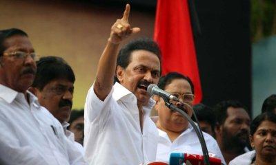 M. K. Stalin Set to Become DMK Chief
