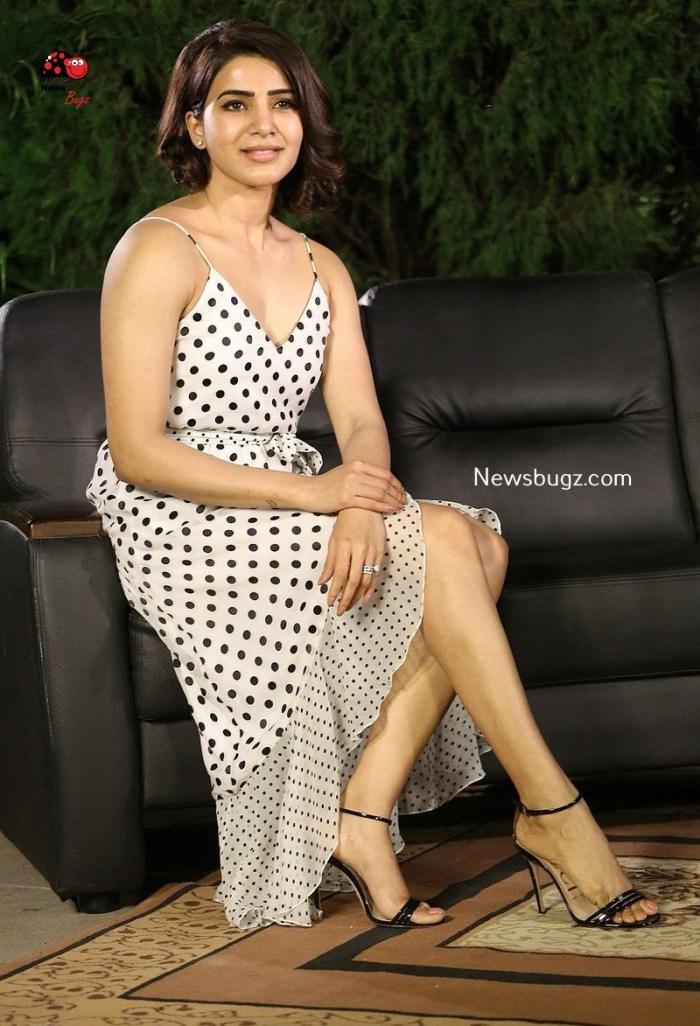 Samantha Akkineni Images
