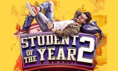 Student of the Year 2 Hindi Movie