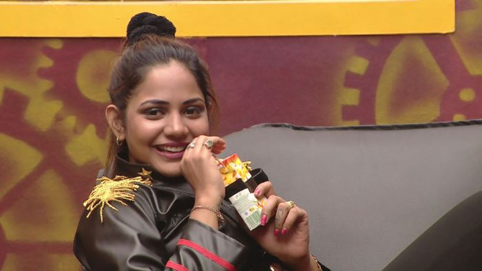 Bigg Boss Tamil 2 Runner Aishwarya