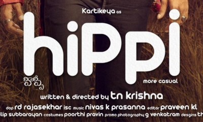 Hippi Telugu Movie