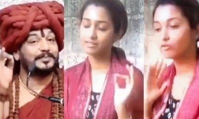 Priya Bhavani Shankar Trolling SwamiNithyananda