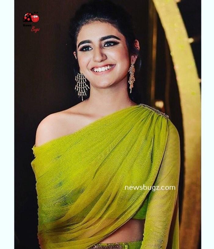 Priya Prakash Varrier Images