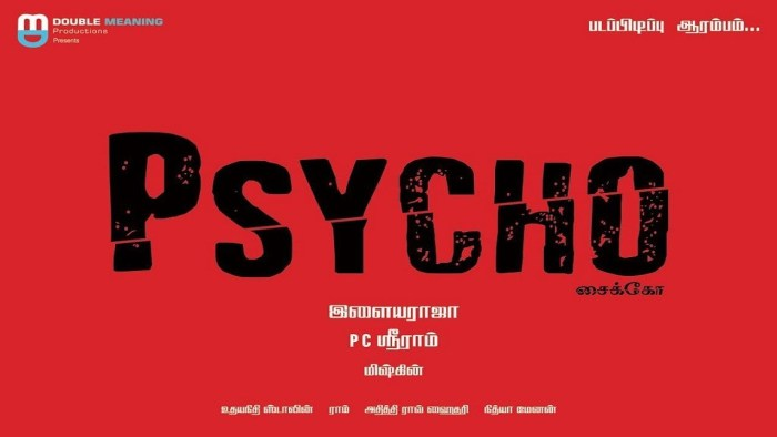 Psycho Tamil Movie