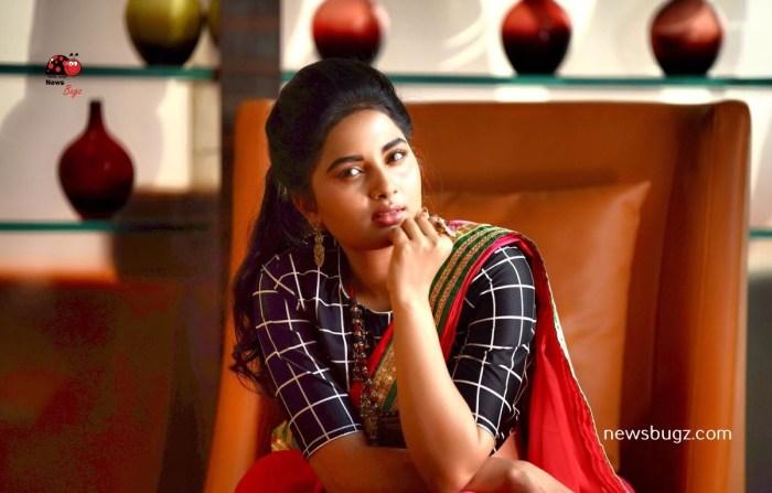 Srushti Dange stills