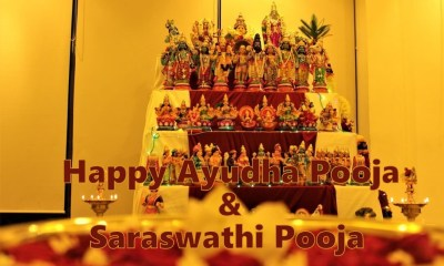 Happy Ayudha Pooja 2019