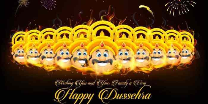 Happy Dussehra 2018 Images & Happy Vijayadashami Images