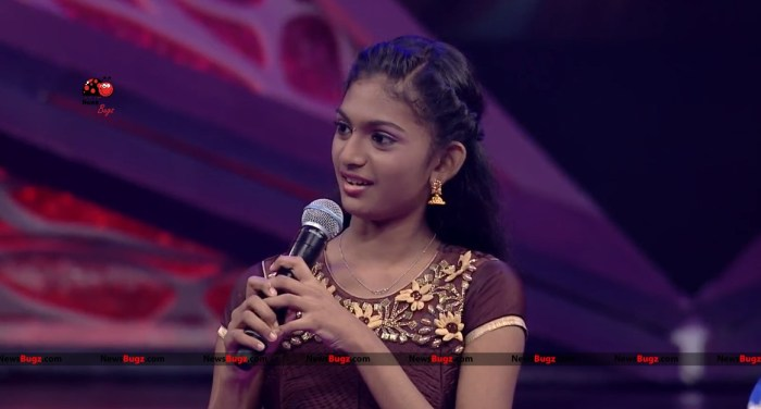 Harsha Super Singer Junior 6