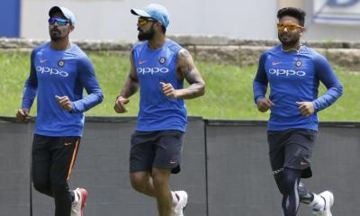 India vs West Indies 2018 ODI Squad