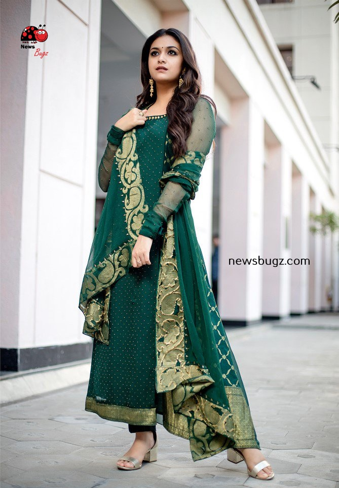 Keerthy Suresh Images