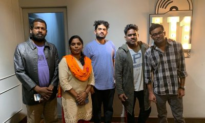 Sid Sriram Sings in NGK