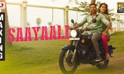 Saayaali Making Video