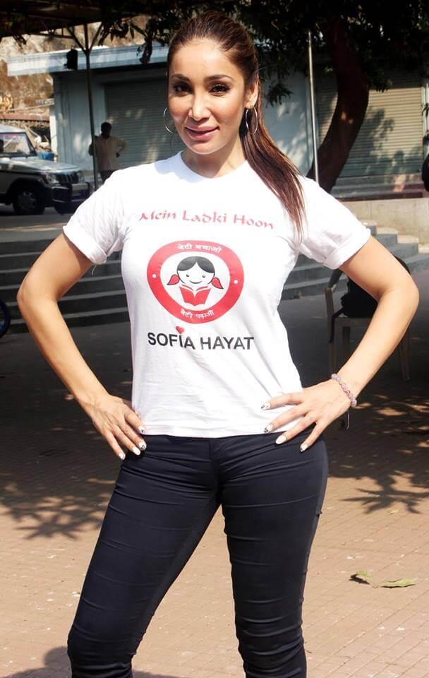 Sofia Hayat Images