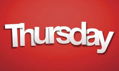 Thursday Motivation
